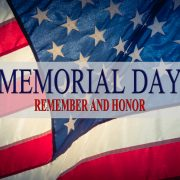 Memorial Day -Honor and Remember
