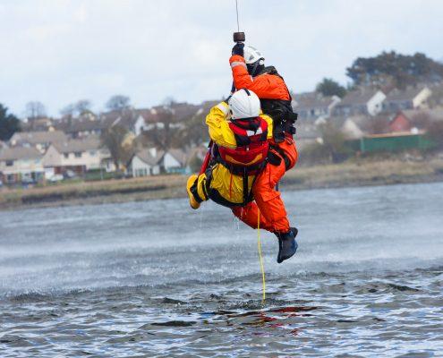 US Coast Guard rescue