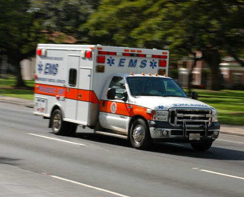emergency medical service professionals