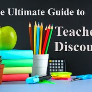 teachers discounts for school supplies
