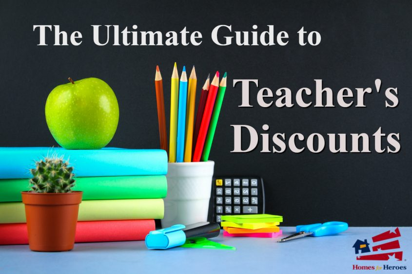 teachers discounts for school supplies