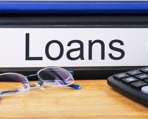 Loans Concept