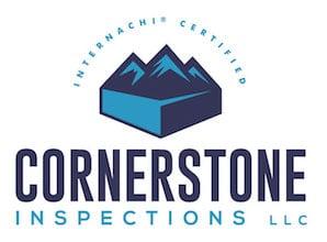 Cornerstone home inspector logo