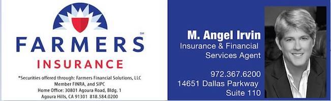 Farmers Insurance Melanie Irvin Dallas Texas