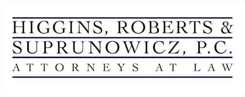 Higgins Roberts Suprunowicz PC Logo