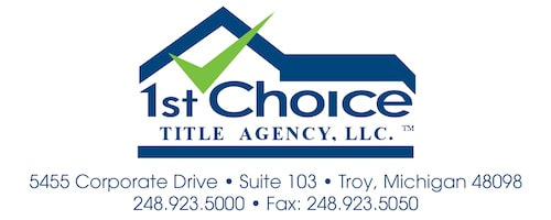 1st Choice Title Agency LLC Logo