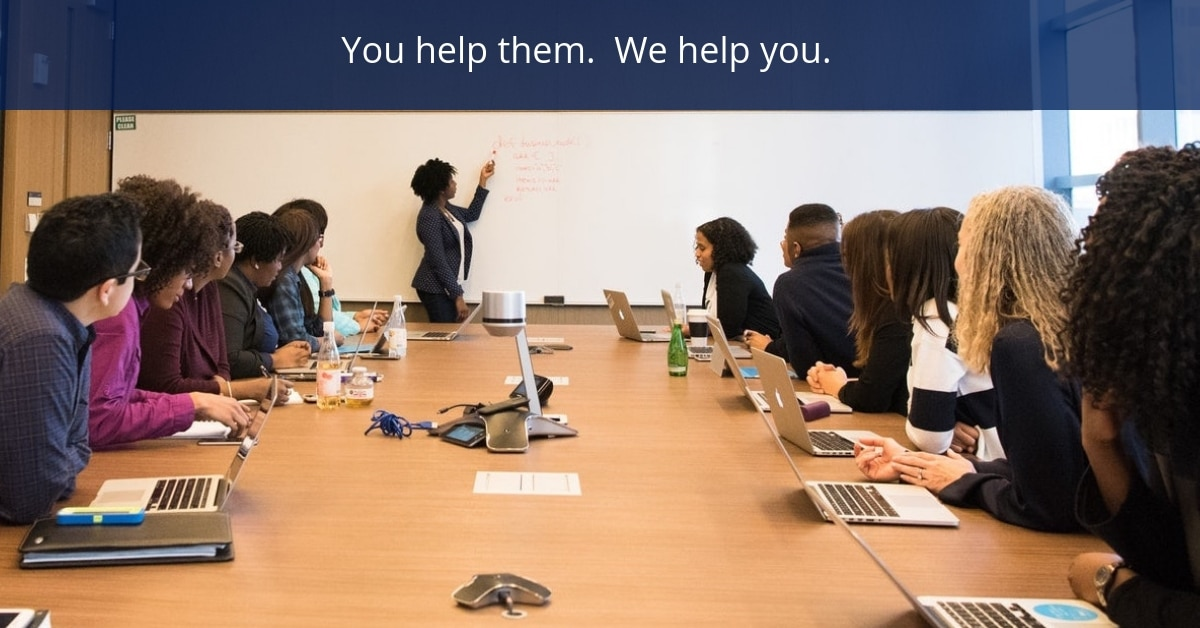You help them we help you teacher home buying program