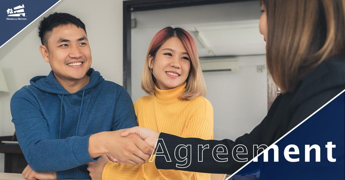 How to Make an Offer on a House Purchase Agreement