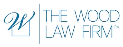 The Wood Law Firm Logo