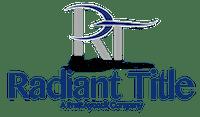 Radiant Title Logo