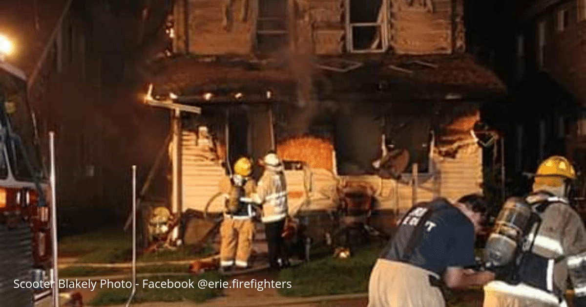 erie daycare fire facebook photo erie firefighters 08.11.19