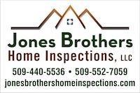Jones Brothers Home Inspections Logo