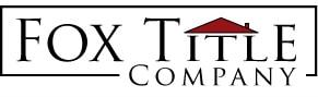 Fox Title Company Logo