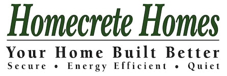 Homecrete Homes Inc Logo