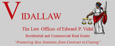 Law Office of Edward P Vidal Logo
