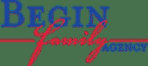 Begin Family Agency Logo