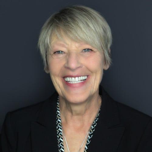 RUTH JOHNSON Board Chairperson