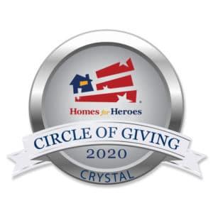 2020 Circle of Giving Crystal Award