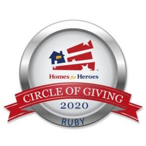 2020 Circle of Giving Ruby Award