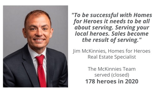Jim McKinnies Profile and Quote Image