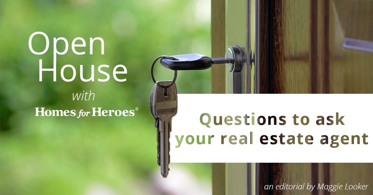 Open House Blog Questions To Ask Your Real Estate Agent