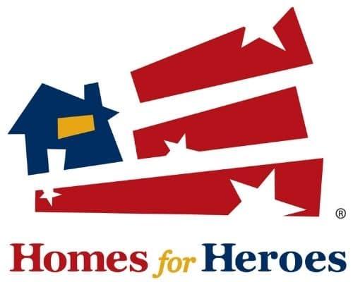 HomesforHeroes logo